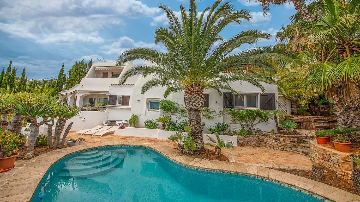BnB Casa Asombrosa, overnachten, tuin, zwembad