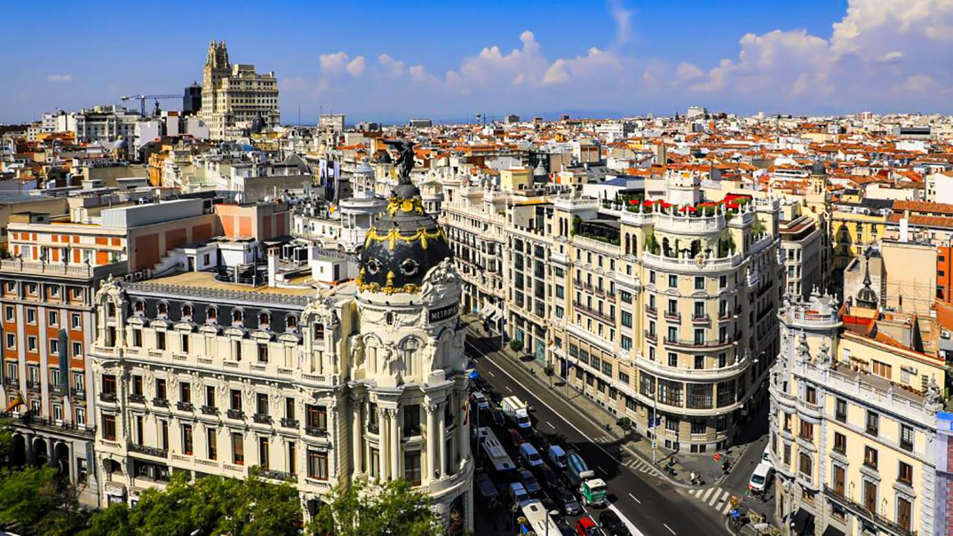 Madrid, Sinterklaas, waar woont hij