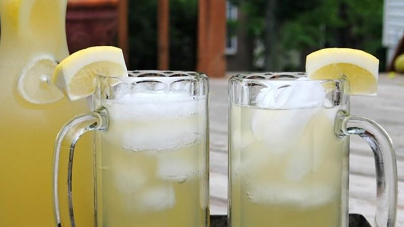 Cocktail, Clara bier & Bitter-Lemmon