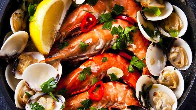 Lunch, diner, Costa Blanca, B&B Casa Asombrosa