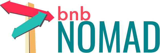 bnbNomad Logo