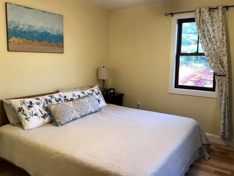 bedroom at farm