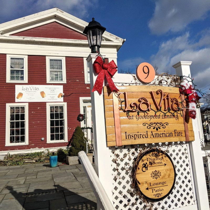 la vita restaurant in east haddam connecticut