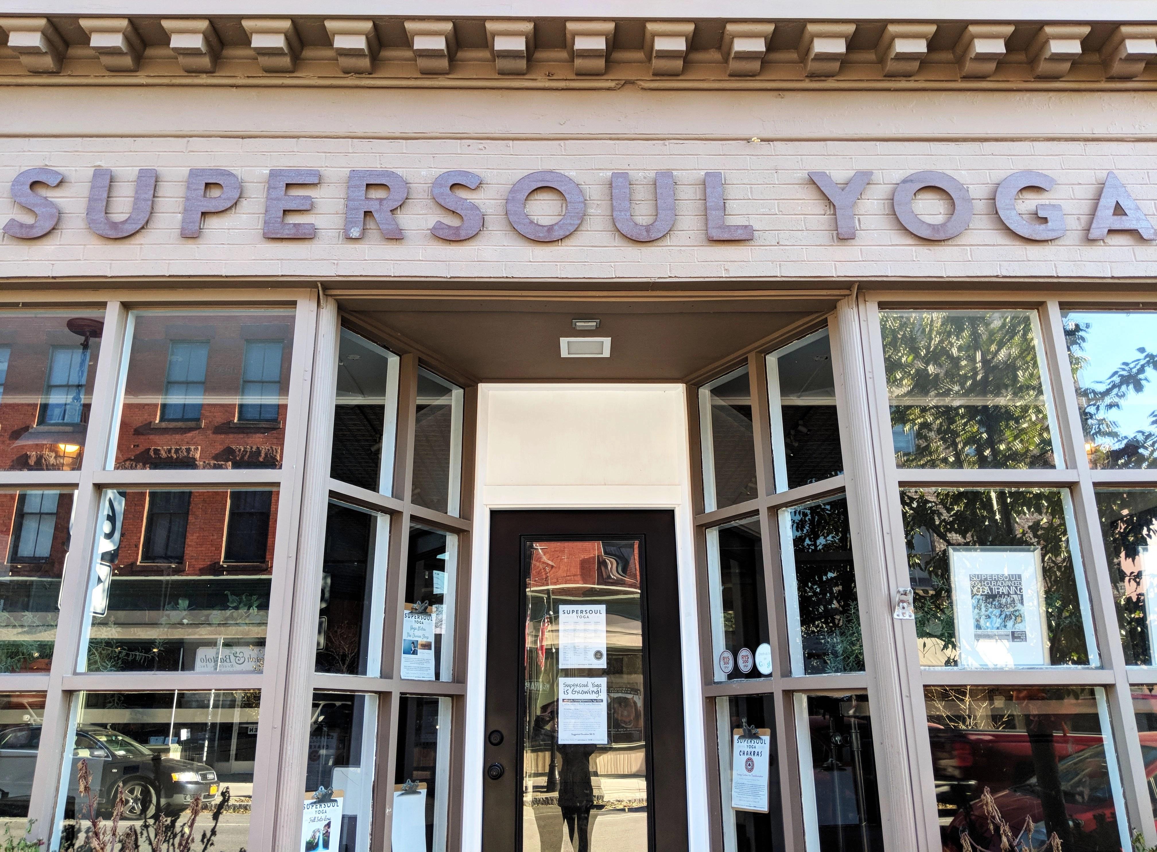 supersoul yoga studio