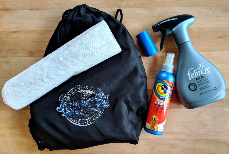 Odin's emergency car bag