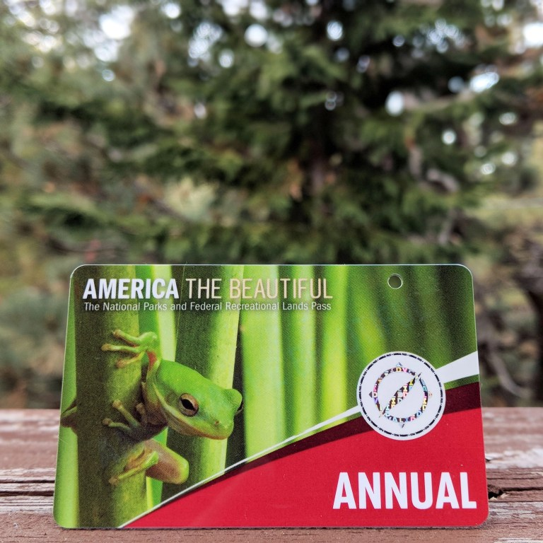 US National Parks Annual Pass