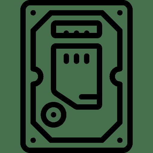 Hard disk/ SSD