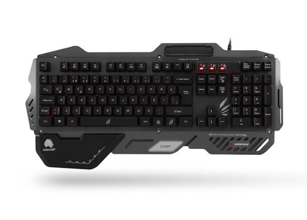 Tastatura Rampage gaming CHIEF