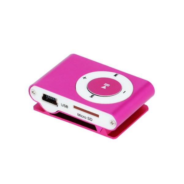 normalized SETTY MP3 PLAYER SLUALICE PINK a1c68dd9