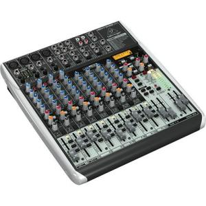 Behringer XENYX QX1622USB 16-Input USB Audio Mixer with Effects