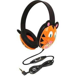 Califone 2810-TI Tiger Theme Stereo Headphones