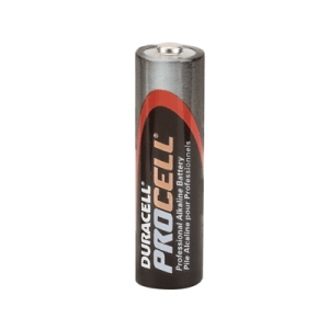 """DURACELL PROCELL """"AA"""" BATTERIES"""