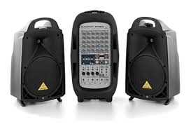 Behringer EPA900 Portable PA System