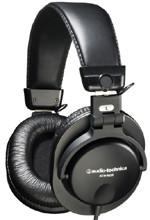 Audio-Technica ATHM30X Closed-Back Foldable Dynamic Stereo Headphones