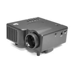 Pyle PRJG45 Multimedia Gaming Mini Projector with HDMI, AV, VGA Inputs