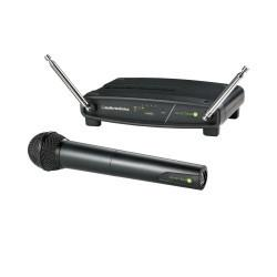 Audio Technica ATW-902 System 9 frequency agile Hand Held VHF wireless system