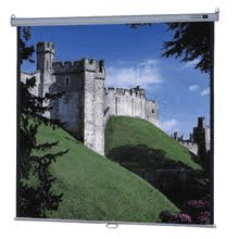 Da-Lite Class-Rite 70x70 Wall Screen
