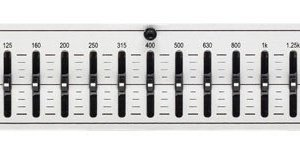 dbx 131S 31 Band Equalizer