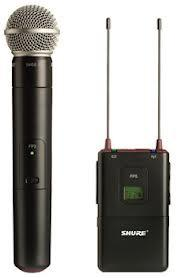 Shure FP Wireless Handheld System SM58