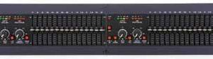 dbx IEQ15 Graphic EQ Dual 15-Band with AFS
