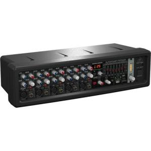 Behringer Europower PMP550M 500-Watt 5-Channel Powered Rackmount Mixer