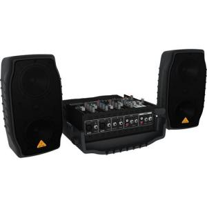 Behringer EUROPORT PPA200 - 200W 5-Channel Portable PA System