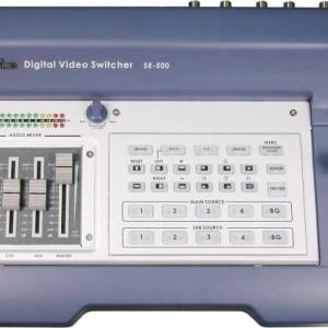 Free Shipping! Datavideo Corporation SE-500 4-Channel Video Mixer
