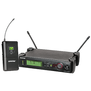 Shure SLX14/85 Wireless Lavalier Microphone System