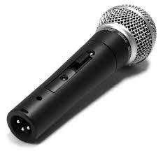 Shure SM58S With On/Off Switch