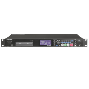 Tascam SS-R100 Solid State Digital Audio Recorder