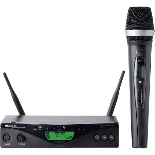 AKG WMS 470 Vocal Set Wireless Microphone System