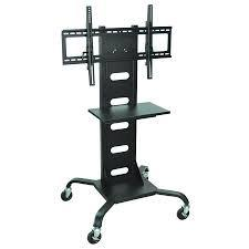 Luxor WPSMS51 - Mobile Flat Panel TV Stand & Mount