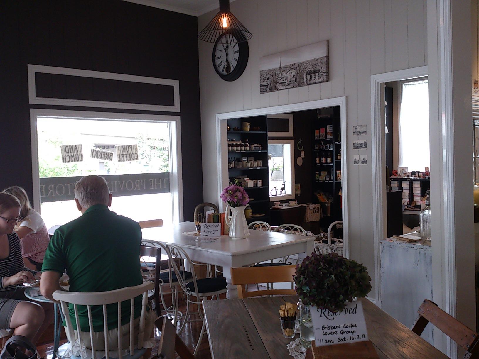 The Providore Store Albion Brisbane Cafe Explorer