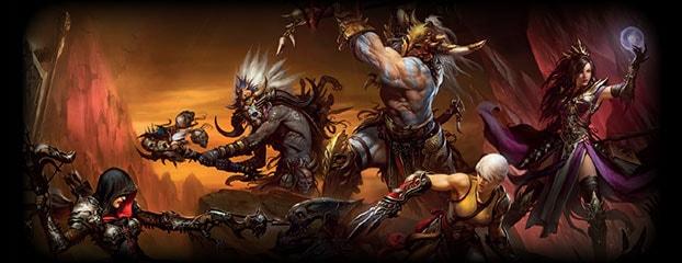 Diablo III: Helden und Höllen - jetzt verfügbar!