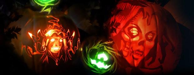 2012 Halloween Pumpkin Carving Contest