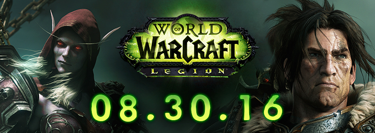 The Legion Returns August 30