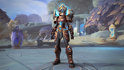 Kyrian Covenant Plate Appearance