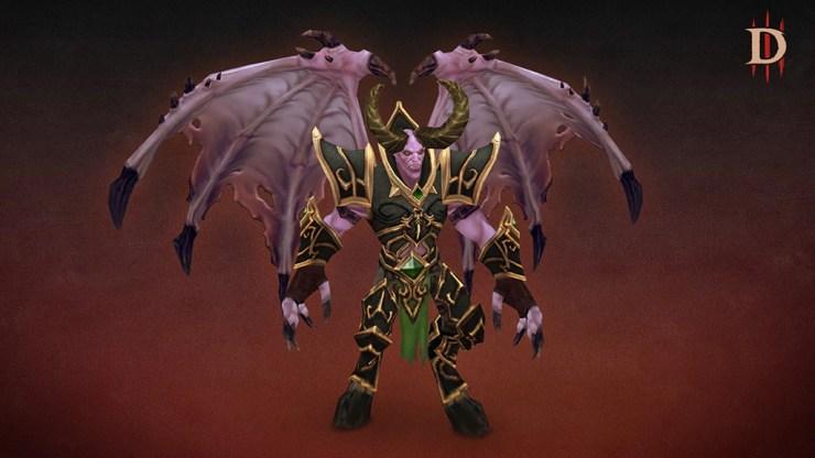 Diablo III: Mal'ganis pet