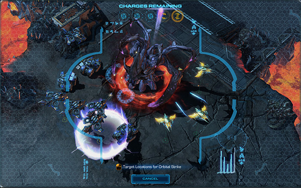 StarCraft II: Legacy of the Void, Allied Mission And Co-op Missions Previews