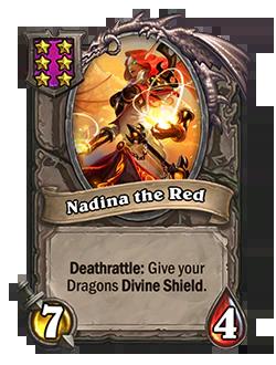 Nadina the Red