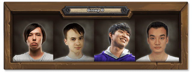 Group D - HotMEOWTH, Pavel, DDaHyoNi, OmegaZero