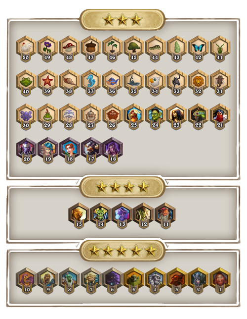 Ranked Star Reduction!