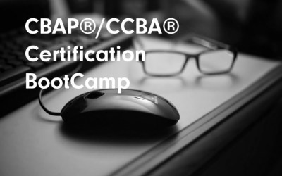 CBAP®/CCBA® Certification BootCamp