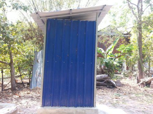 Wakaf Toilet