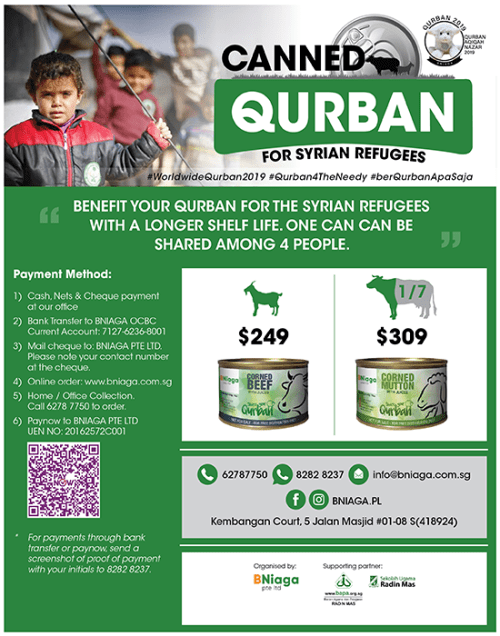 Qurban – Canned