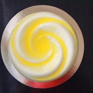 Entremet Citron