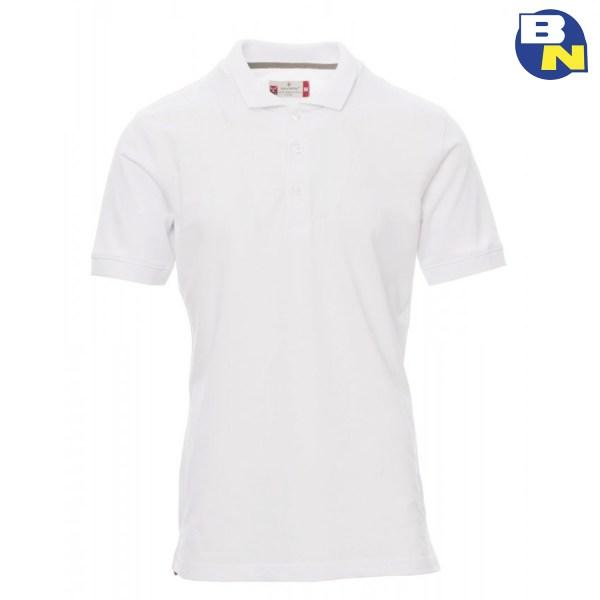 Abbigliamento-Antinfortunistica-polo-manica-corta-bianca