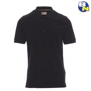 Abbigliamento-Antinfortunistica-polo-manica-corta-nera