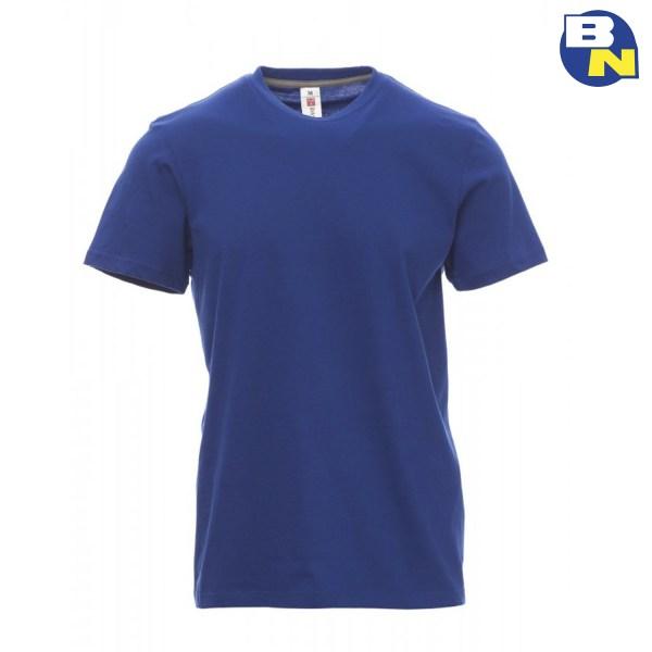 Abbigliamento-Antinfortunistica-t-shirt-manica-corta-bluroyale