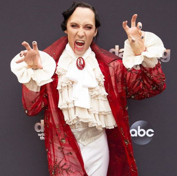 Johnny Weir Phone Number